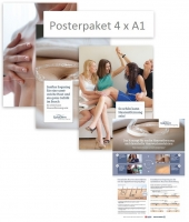 Posterpaket mit 4 x A1 Posters