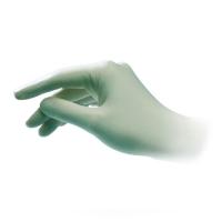 Latex-Handschuhe Aloe, S